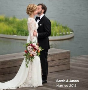 Photo of Sarah and Jason, Three Day Rule clients