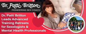 Dr. Patti Britton Leads Trainings for Sexologists