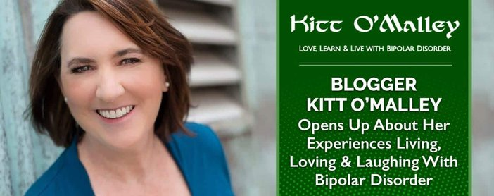 Kitt Omalley Opens Up About Loving With Bipolar Disorder