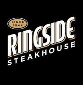 The RingSide Steakhouse logo