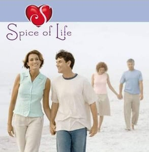 The Spice of Life logo