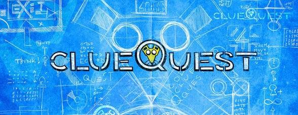 The clueQuest logo