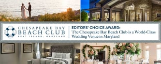 Chesapeake Bay Beach Club: A World-Class Wedding Venue