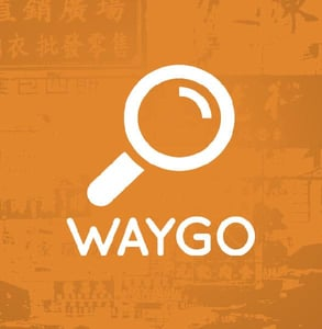 The Waygo logo
