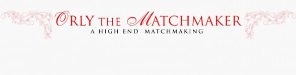 Orly the Matchmaker's logo