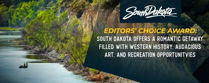 South Dakota Offers A Romantic Getaway With Art And Recreation