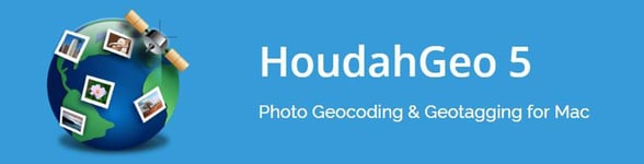 The HoudahGeo logo