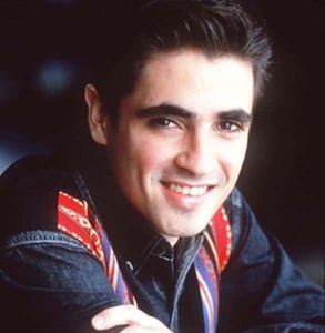 Photo of Pedro Zamora, an HIV activist