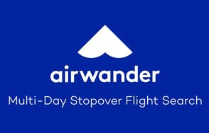 The Airwander logo