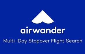 The Airwander logo