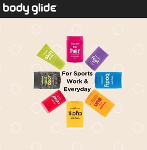 Photo of Body Glide products