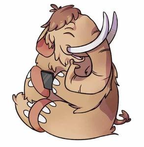 Photo of a Mastodon avatar