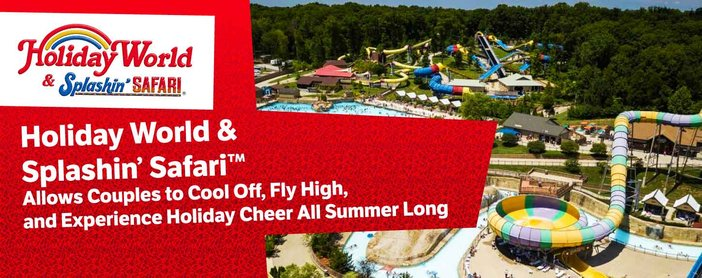 Holiday World And Splashin Safari Where Singles Couples And Families Experience Cheer
