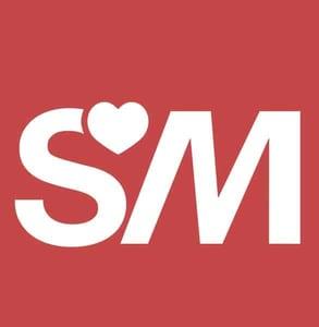 The SeniorMatch logo
