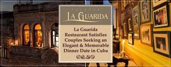 La Guarida Restaurant Fosters Elegant Dinner Dates in Cuba