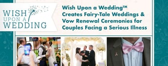 Wish Upon a Wedding: Fairy-Tale Ceremonies for Ill Couples