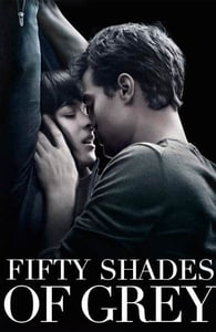 """Fifty Shades of Grey"" movie poster"