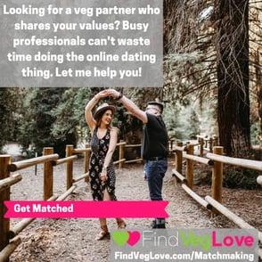FindVegLove matchmaking ad