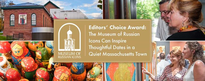 Editors' Choice Award: The Museum of Russian Icons Can Inspire Thoughtful Dates in a Quiet Massachusetts Town
