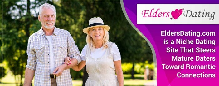 EldersDating.com is a Niche Dating Site That Steers Mature Daters Toward Romantic Connections