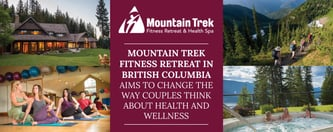 Mountain Trek Retreat Changes the Way Couples Think About Health