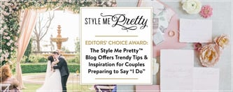 """Style Me Pretty™ Offers Tips for Couples Preparing to Say """"I Do"""""""
