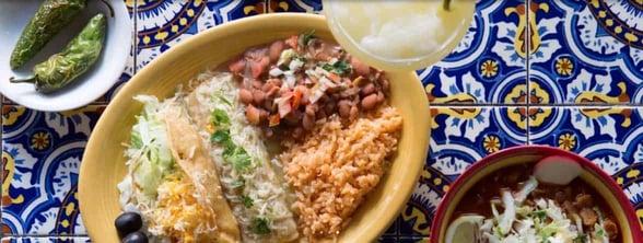 Photo of Las Casuelas Terraza food
