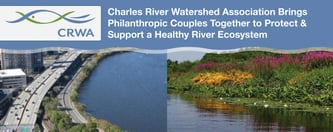 Charles River Watershed Association Brings Couples Together