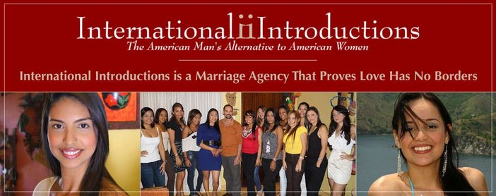 International Introductions is a Marriage Agency That Proves Love Has No Borders