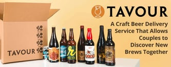 Tavour Delivery Helps Couples Discover New Brews Together