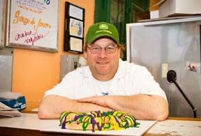 New Orleans Cake Café & Bakery Owner Steve Himelfarb