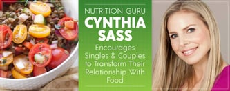 Cynthia Sass: How Couples Can Transform Relationship With Food