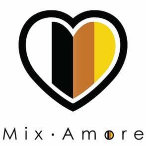 The Mix Amore logo