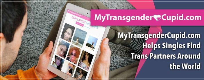 My Transgender Cupid Helps Singles Find Partners