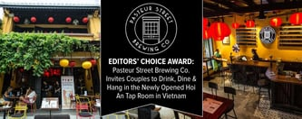 Pasteur Street Brewing: Couples Hang in New Tap Room