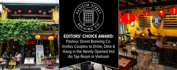 Pasteur Street Brewing Company Invites Couples To New Tap Room