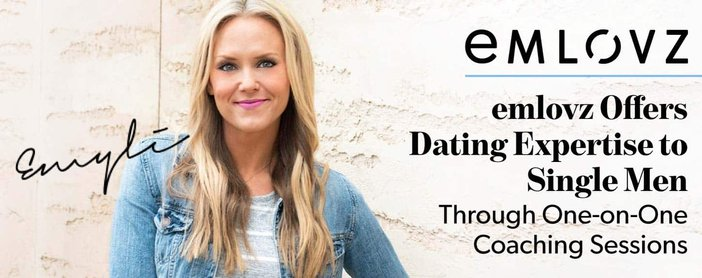 Emlovz Offers Romance Coaching For Single Men
