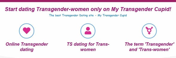 Screenshot from MyTransgenderCupid.com