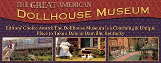The Dollhouse Museum is a Charming Date Spot