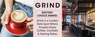 Grind is a London Date Spot