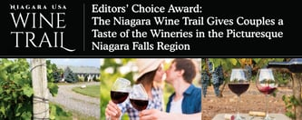 Niagara Wine Trail Gives Couples a Taste of the Area