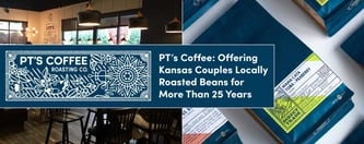 PT's Coffee Offers Couples Tasty, Unique Brews