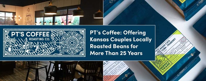Pts Coffee Offers Couples Tasty Brews