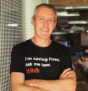Photo of Andrew Dowling, Founder and CEO of Stitch