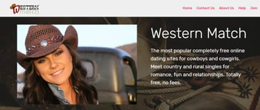 western match dating sites