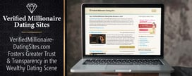VerifiedMillionaireDatingSites Fosters Trust in Online Dating