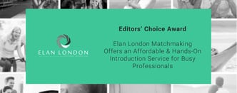 Elan London: Matchmaking for Busy Professionals