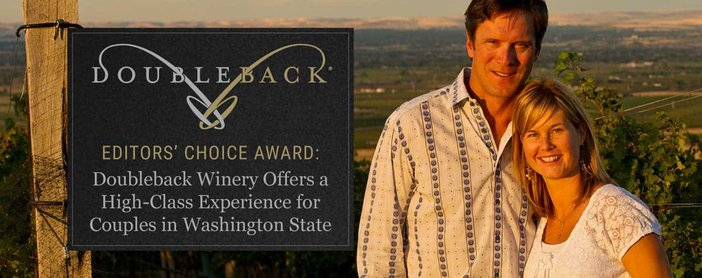 Doubleback Winery Offers A High Class Experience For Couples