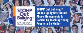 STOMP Out Bullying Stands Up Against Homophobia
