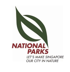 The NParks logo